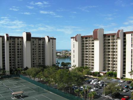St. Pete Beach Yacht and Tennis Club, waterfont condos for sale