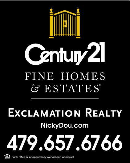 Century 21 Exclamation Realty - Fine Homes and Estates... Luxury Homes in NWA!