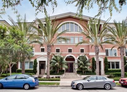 Playa Vista luxury condominiums, Endre Barath