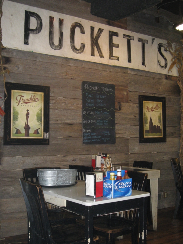 Pucketts Grocery & Restaurant