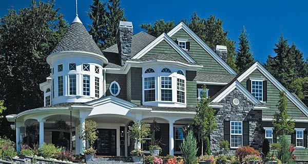 History of the victorian style home for Victorian style home builders