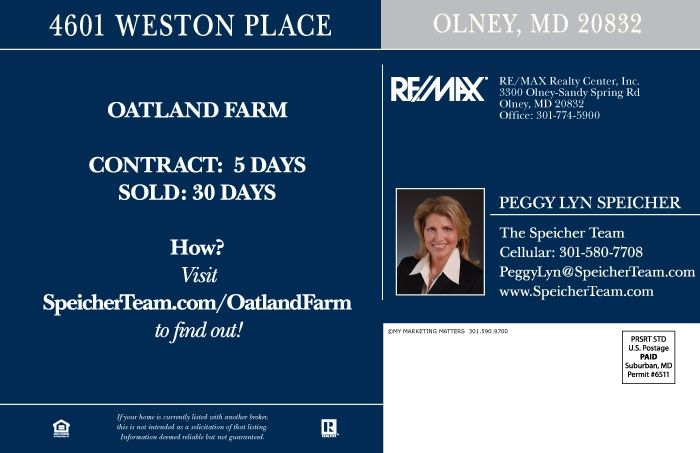 Olney Maryland Real Estate Agents Selling Olney Townhouses and Condos