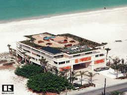 Sunset Beach Dunes Treasure Island