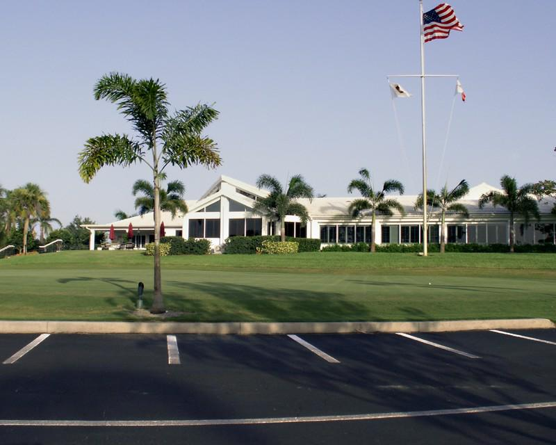 The Yacht and Country Club of Stuart, Florida Clubhouse