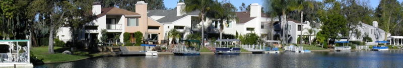 Lake Forest CA Waterfront and Lakefront Homes