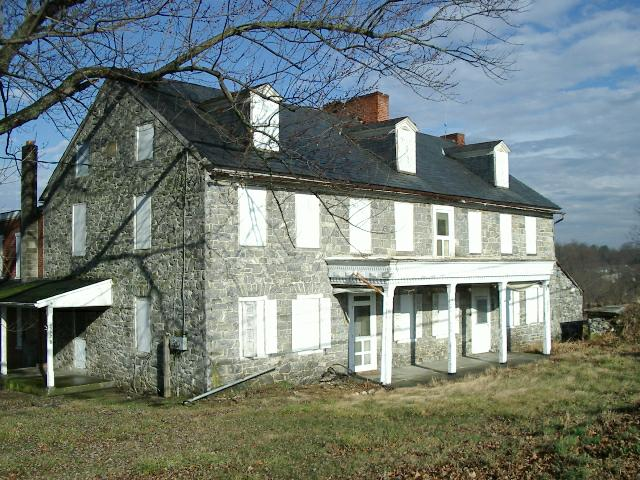 What future for this historic lancaster pa farm house for Pennsylvania stone farmhouses