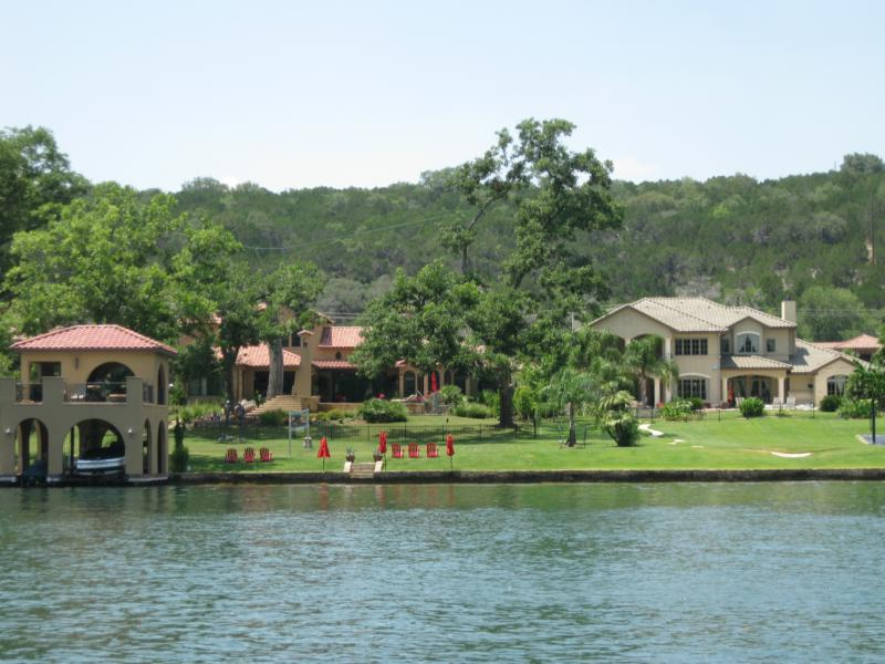Tremendous Lake Austin Austin Tx Lakefront Homes Download Free Architecture Designs Rallybritishbridgeorg
