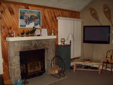Ricks Mountain Homes Snow Ridge Village Fireplace