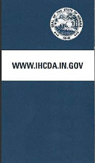 Indiana Housing & Community Development Authority website