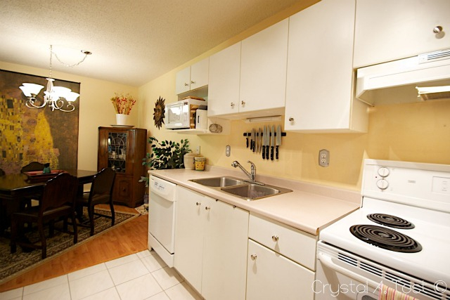 16A 80 Galbraith Drive SW - Kitchen