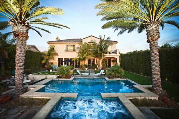 San Diego dream house