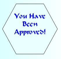 Lender approval