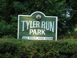 Tyler Run Park Wake Forest NC
