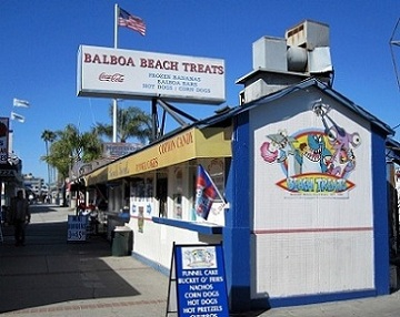 Balboa Beach Treats