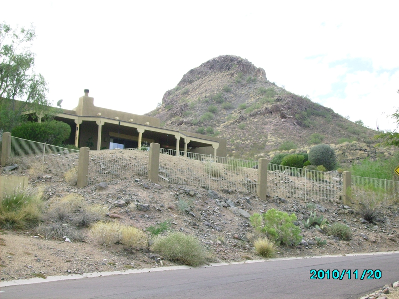 House On Top Of Lookout Mountain: Best Mountain View Homes, Lookout Mountain Views, Phoenix, AZ