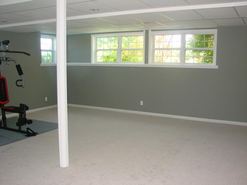 what type of basement do you want in your new barrington home