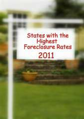 Highest Foreclosure states