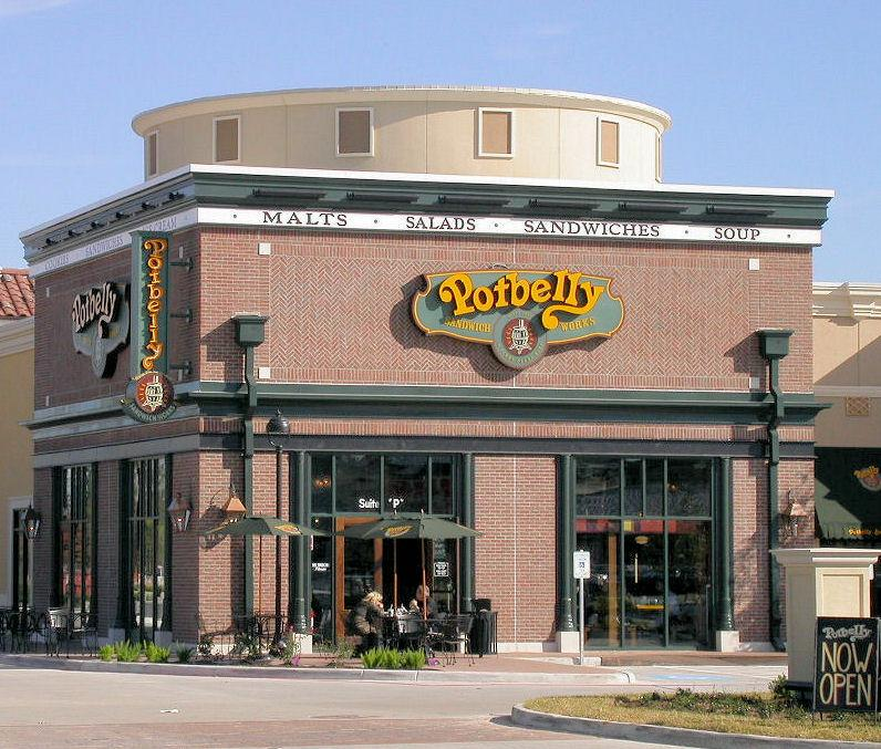 Potbelly Sandwich Works at Vintage Park