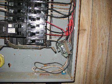 install doorbell transformer nutone c915 junction box. Black Bedroom Furniture Sets. Home Design Ideas