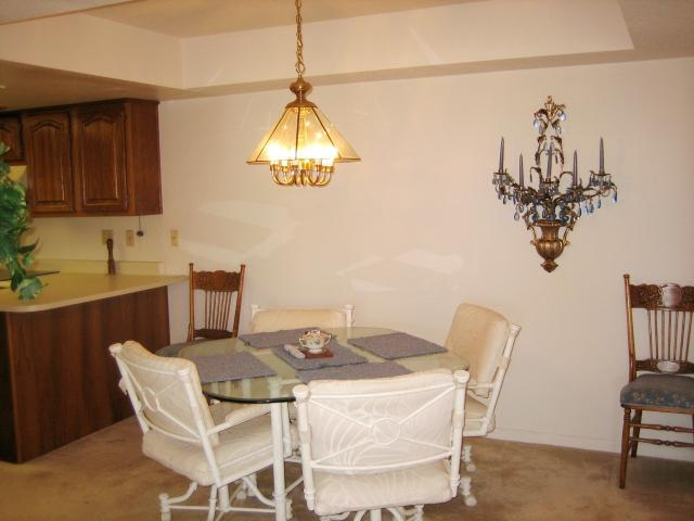 Kitchen/Dining in The Heritage sun city condos
