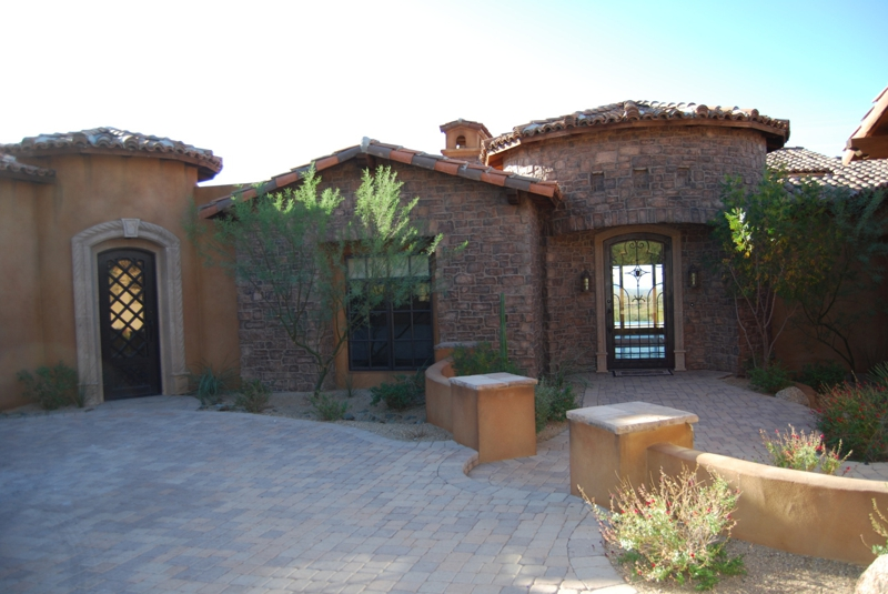 Scottsdale homes for sale homes for sale in desert for Scottsdale homes for sale with guest house