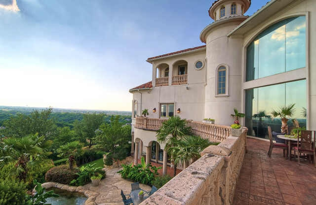 A Truly Gorgeous Mediterranean Masterpiece Fort Worth