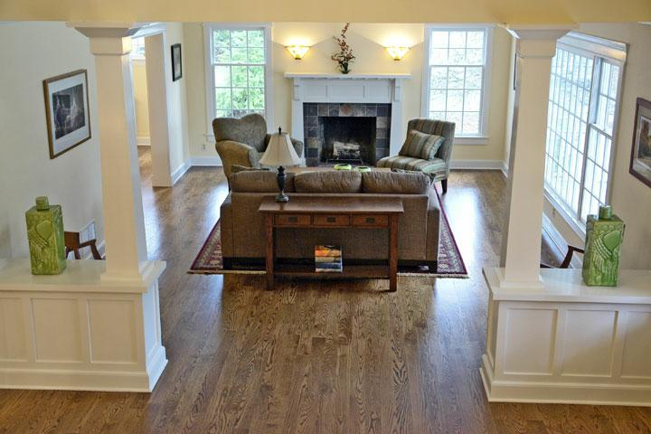staged living rooms.  Staged Living Room in Short Hills Prepare Your House For Sell NJ with Staging Part 1 Rooms