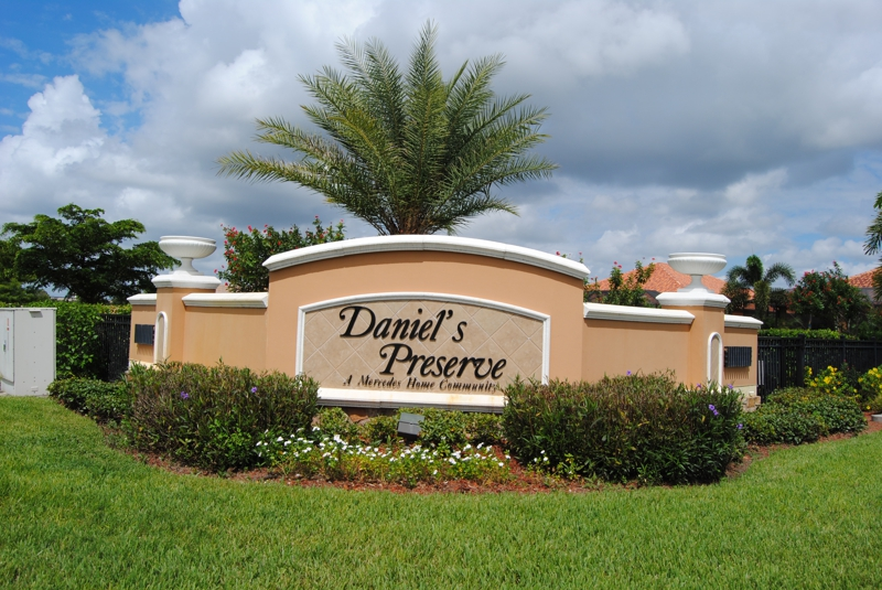 Daniel's Preserve Bank owned