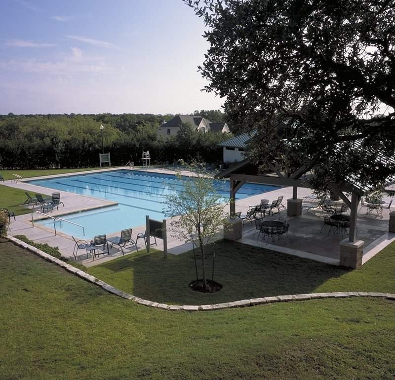 Forest oak subdivision cedar park real estate for Garden oaks pool
