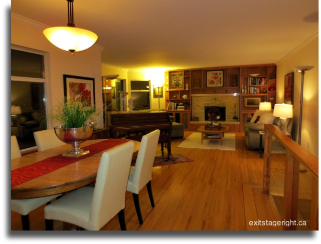 Occupied Home Staging Vancouver