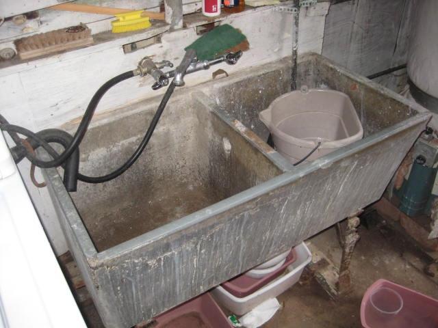 Soapstone Double Laundry Sink Ug85 Roccommunity