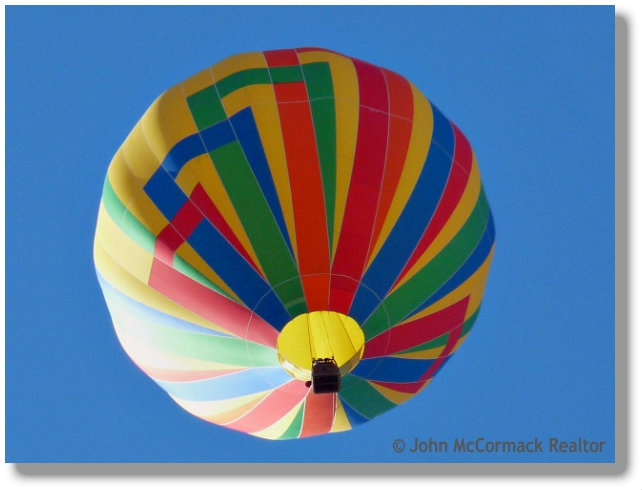 albuquerque, hot air balloon, silent drifter