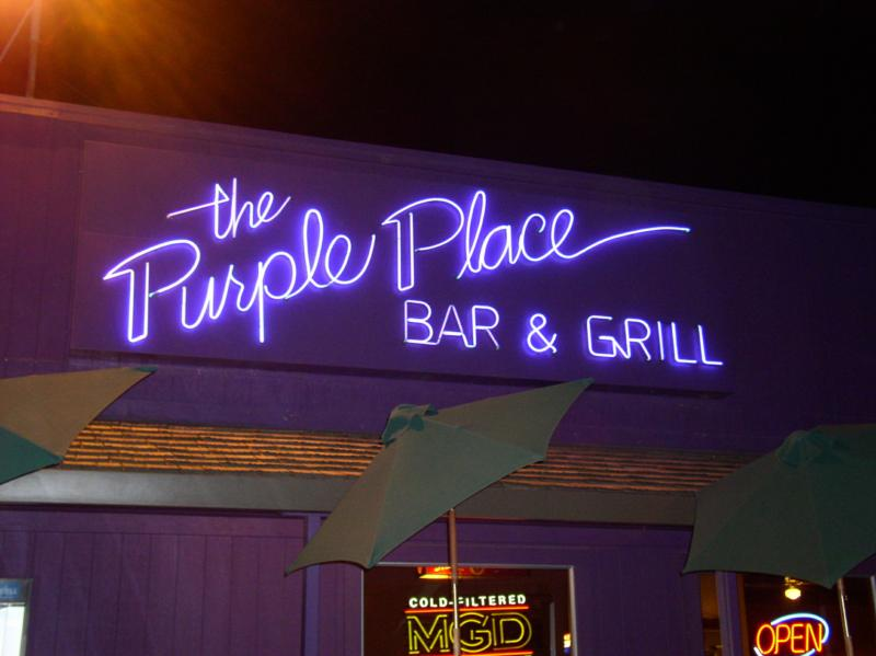 The Purple Place, El Dorado Hills CA
