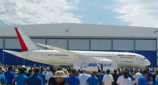 First Boeing 787 Dreamliners Produced in SC