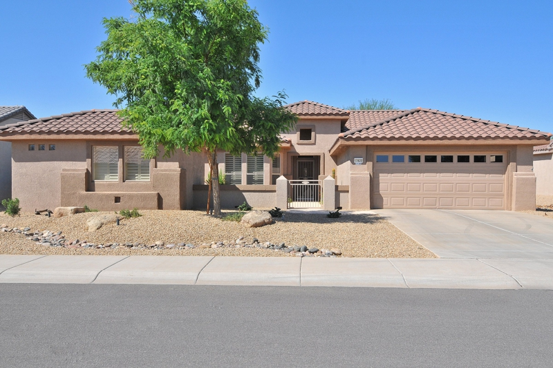 sun city grand home with casita guest house