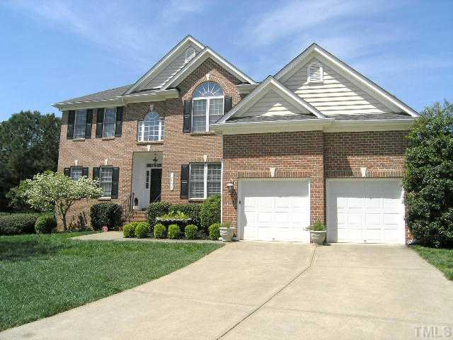 Raleigh NC Home For Sale, 5 bedrooms
