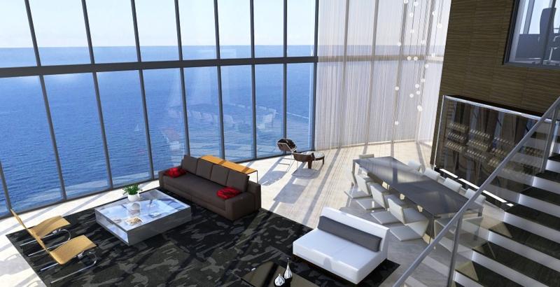 Porsche Tower Miami New Luxury Condo Sunny Isles Beach