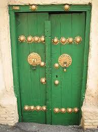 Red Door Blue Door Green Door Front Door