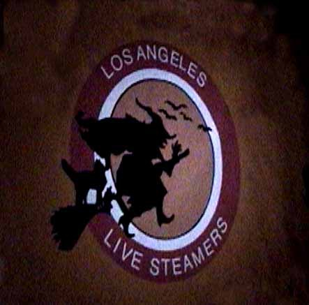 LA Live Steamers Ghost Train