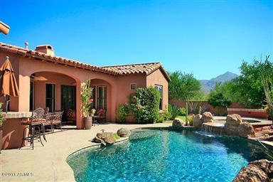 homes for sale with pools in scottsdale az