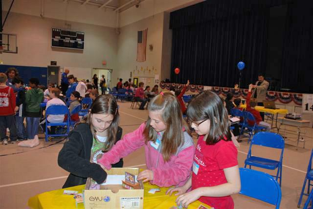 Parkside Career Day 2010