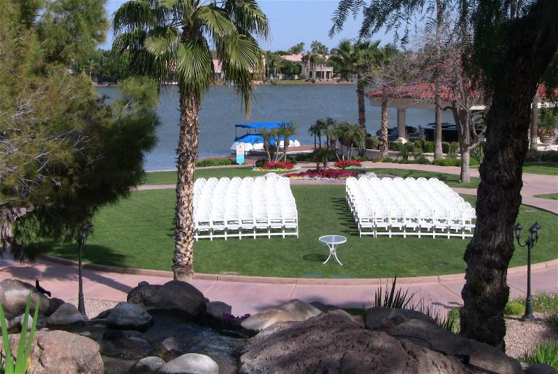 The revenue generated from the banquet room rentals helps keep the