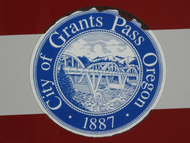 Josephine County Historical Society Passport To History - Grants Pass Fire Department