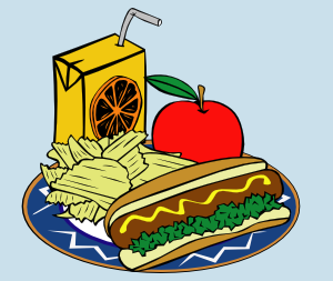 Free Kids Meals Clip Art