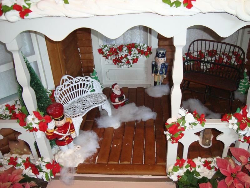 Gingerbread House at Grand Floridian, Disneyworld, Orlando