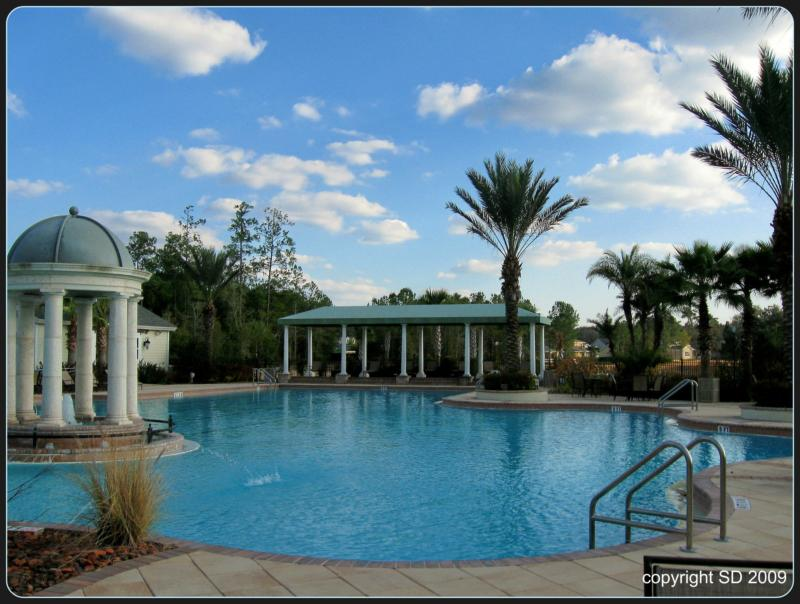 Pool and Spa Southern Hills Plantation Club