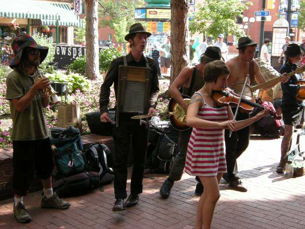 Pearl Street Band