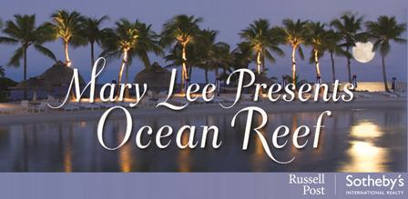 Mary Lee Presents Ocean Reef