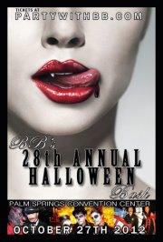 bb's halloween bash