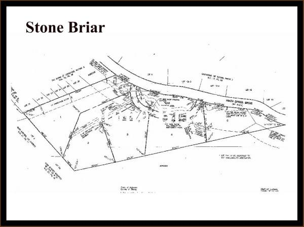 Stone Briar City of Hoover, Alabama